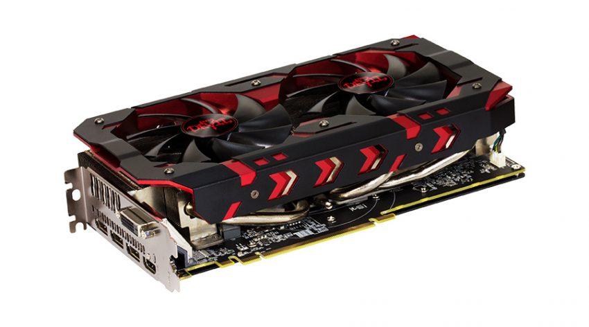 PowerColor Red Devil Radeon RX 590 8GB GDDR5