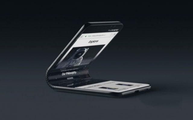 Inaczej tego wytłumaczyć się nie da: pierwszy składany smartfon Samsunga zobaczymy 7 listopada 17