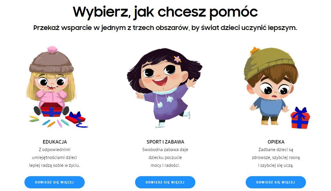 """Tabletowo.pl #FunkcjaDobroczynności - """"nowa funkcja"""" smartfonów Samsunga w słusznej sprawie Android Ciekawostki Samsung Smartfony"""