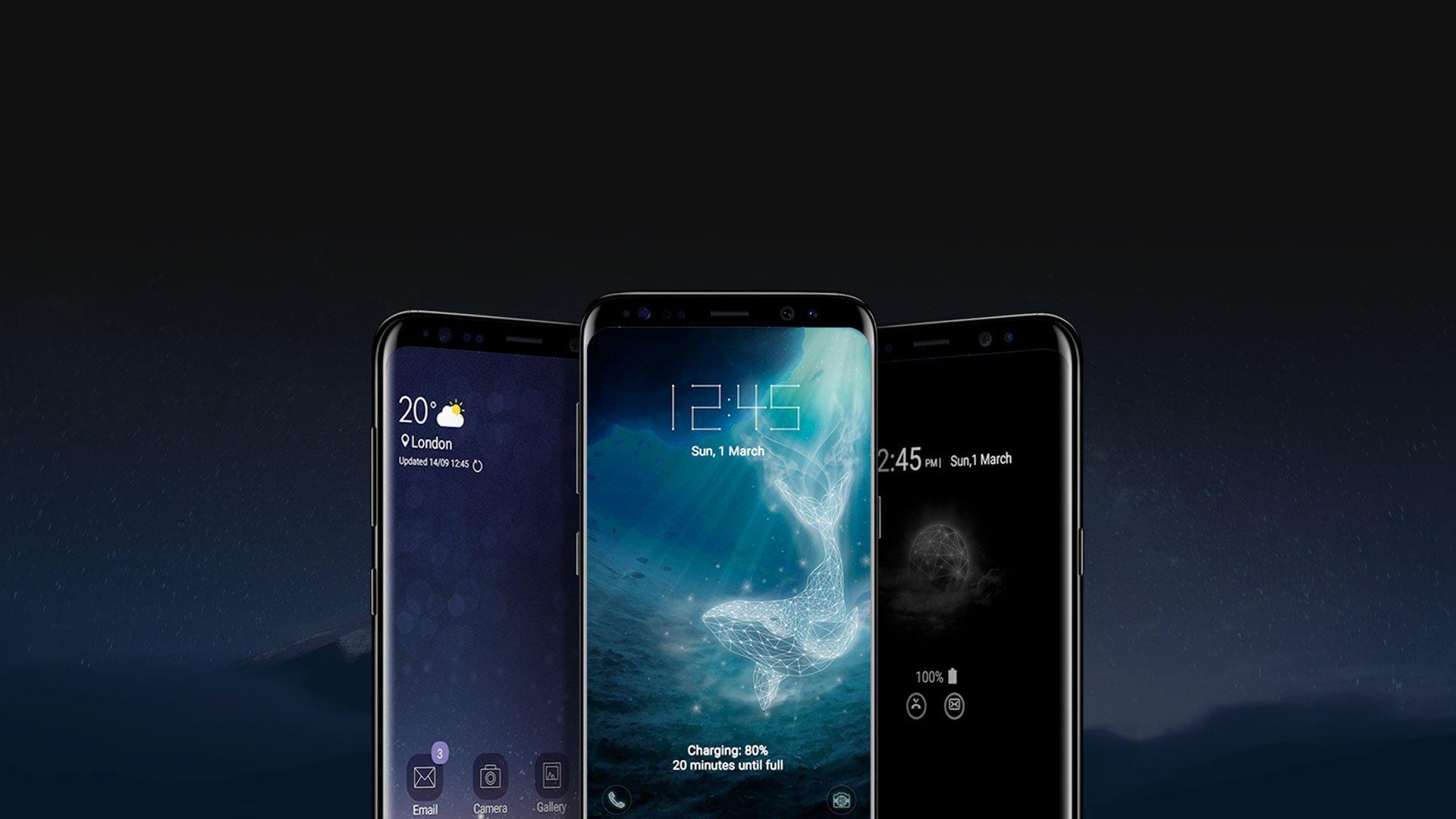 Podoba Ci się czarny motyw One UI? Samsung Experience też to potrafi, nawet lepiej... 18