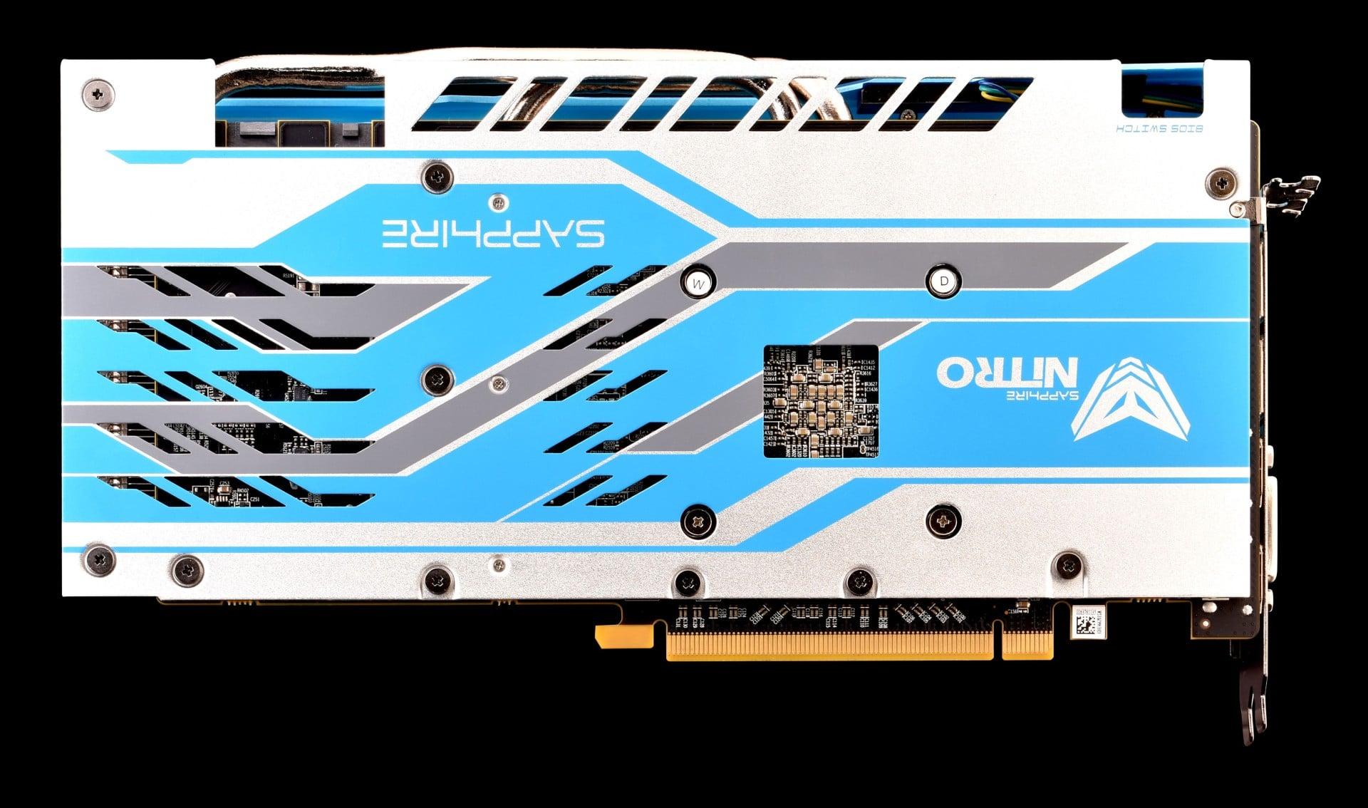 SAPPHIRE NITRO+ Radeon RX 590 8GB Special Edition