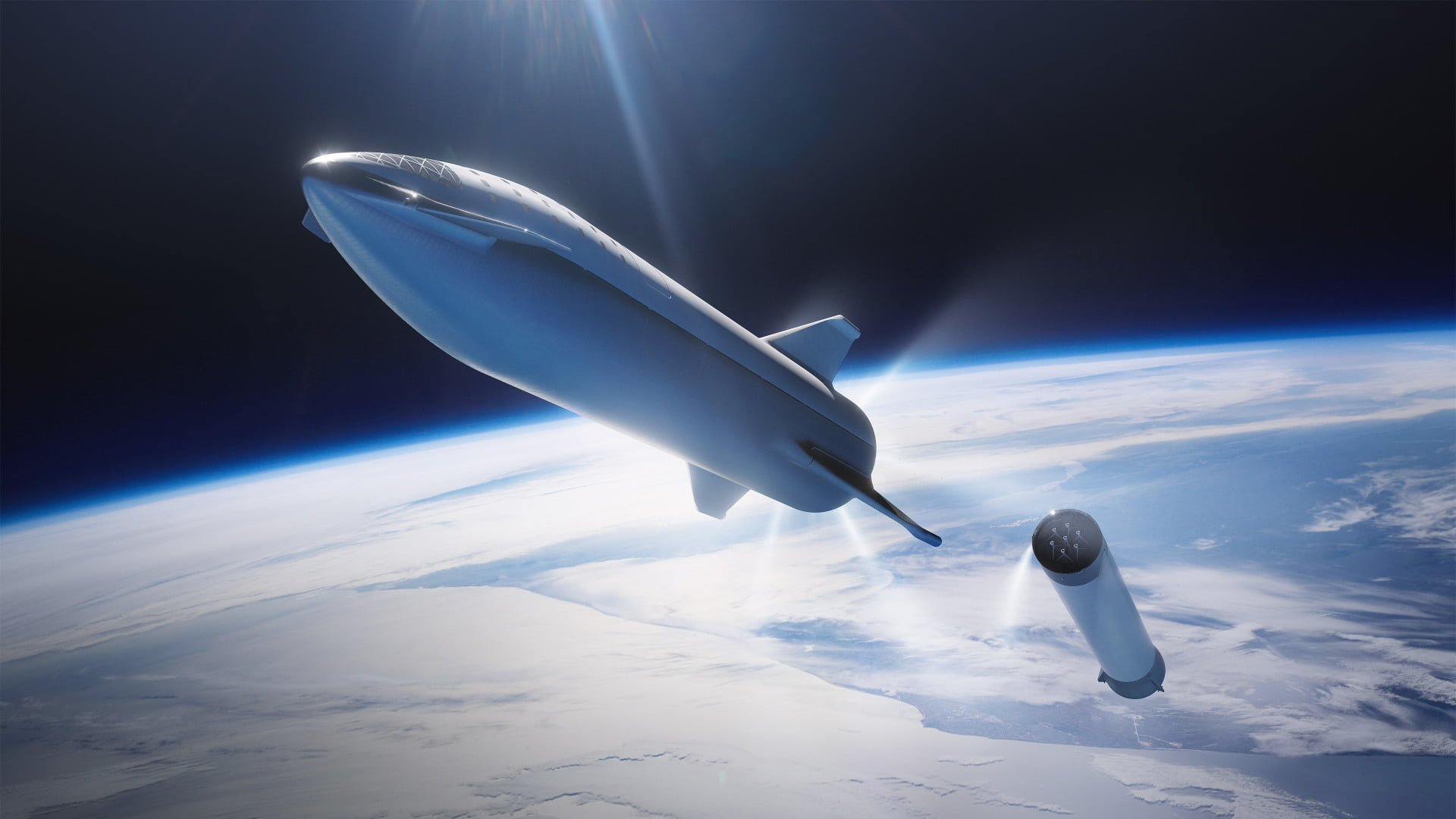 Tabletowo.pl Starship i Super Heavy - co nowe nazwy pojazdów znaczą dla SpaceX? Ciekawostki Felietony