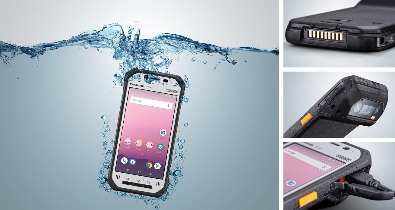 Tabletowo.pl Panasonic prezentuje 4,7-calowy tablet Toughbook FZ-N1 i życzy sobie za niego co najmniej 7500 złotych Android Nowości Panasonic Tablety