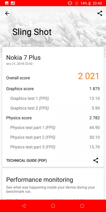Nokia 7 Plus - recenzja świetnego smartfona, który po aktualizacji miewa pomniejsze problemy 50