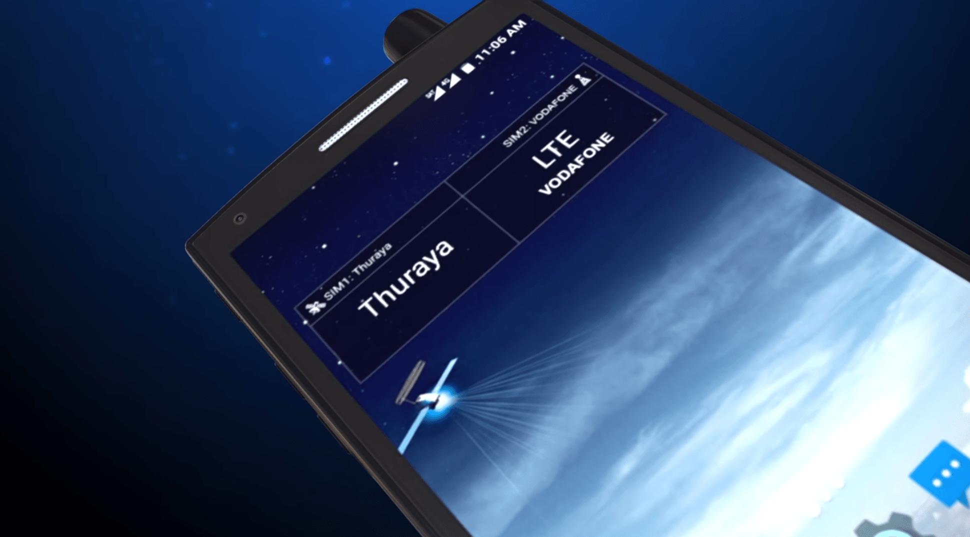 Poręczny telefon satelitarny z Androidem? Oczywiście, że można: oto Thuraya X5-Touch 14