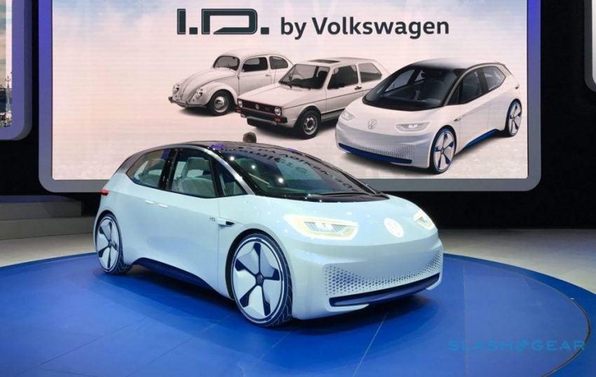 Tabletowo.pl Zdaniem Volkswagena nie mamy co liczyć na tanie, miejskie samochody elektryczne Moto