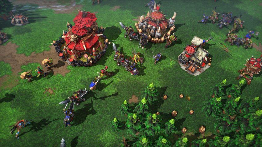 Warcraft III: Reforged - BlizzCon 2018