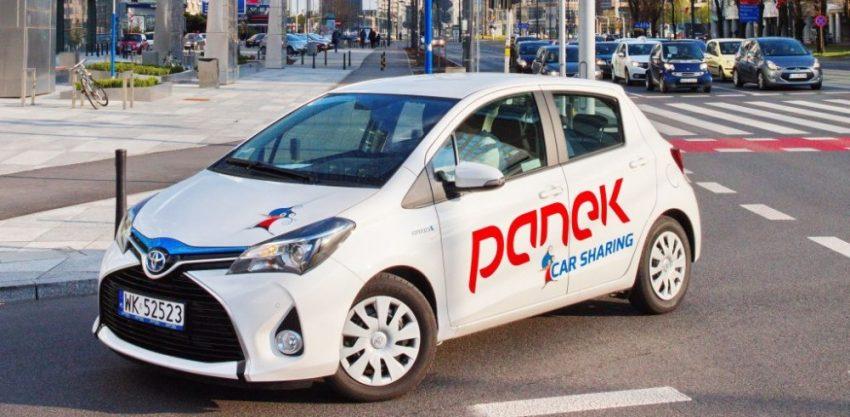 Tabletowo.pl Warszawa miała mieć miejski car-sharing, ale na planach się skończyło Moto