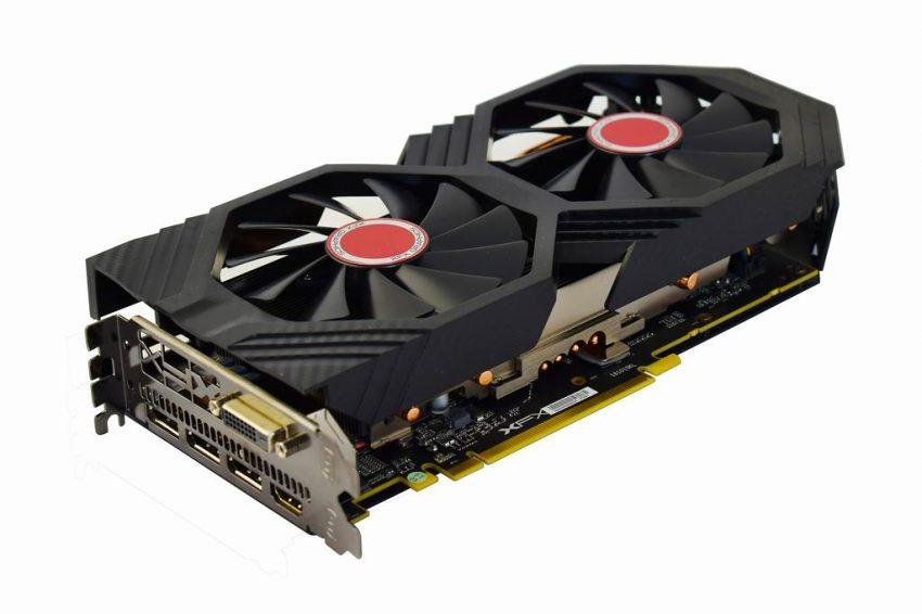 XFX Radeon RX 590 Fatboy 8GB