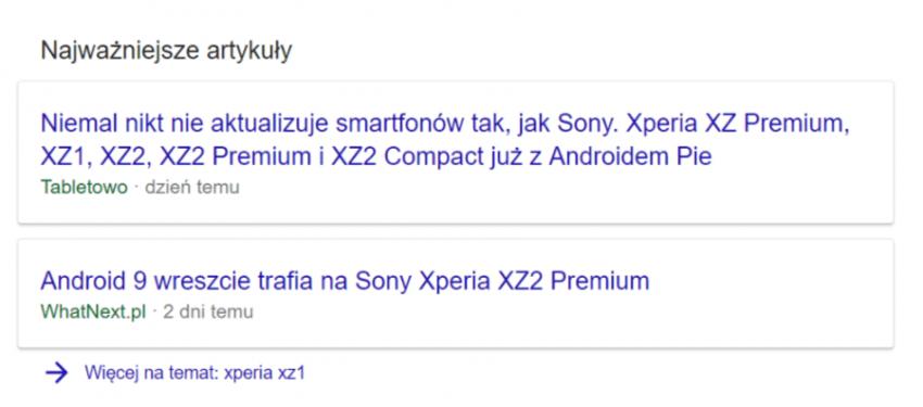"""Tabletowo.pl Google News może zniknąć z naszych smartfonów. """"Nie ma tragedii"""" - powiecie? Wręcz przeciwnie Ciekawostki Google"""