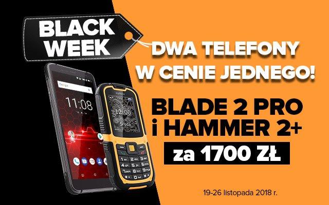 Tabletowo.pl W tej firmie Czarny Piątek zaczyna się już dziś: telefony, smartfony i tablety myPhone i HAMMER z dużym rabatem Android myPhone Promocje Smartfony Tablety