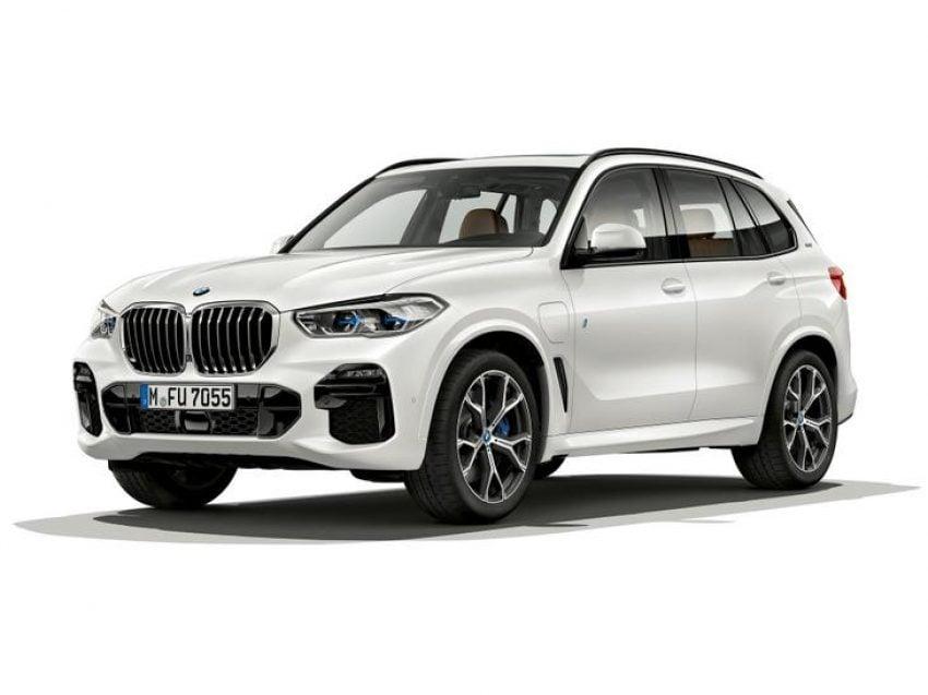 """Tabletowo.pl BMW X5 samo zadecyduje kiedy wyłączyć silnik spalinowy i jechać tylko """"na prądzie"""" Moto"""