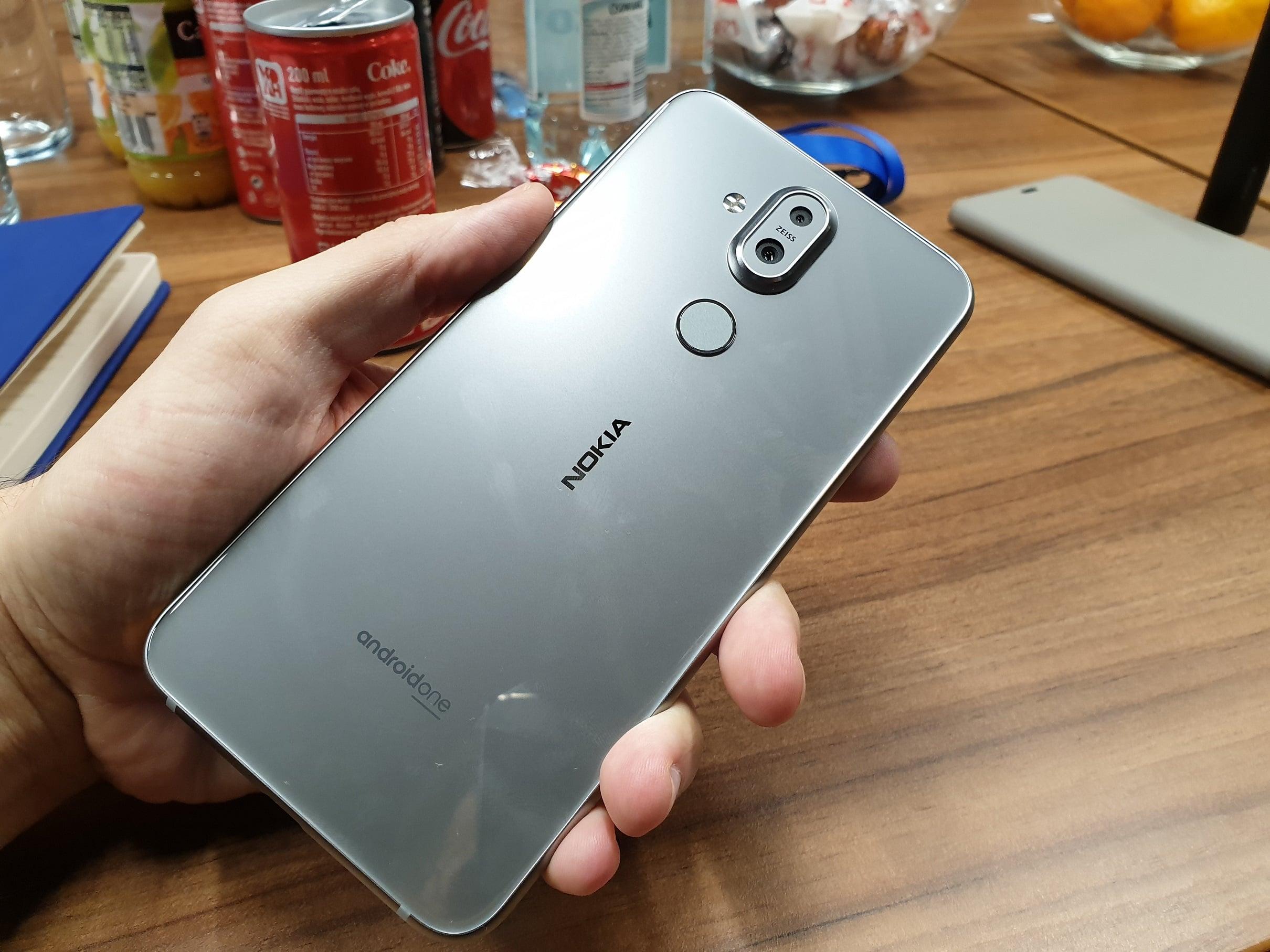 Tabletowo.pl Sprawdziliśmy Nokię 8.1 - zapowiada się... po prostu w porządku Android Nokia Nowości