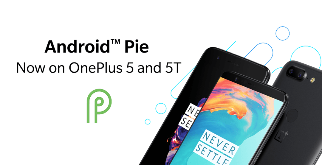 Tabletowo.pl OnePlus 5 oraz OnePlus 5T otrzymują aktualizację do Androida 9.0 Pie. Jest sporo zmian Aktualizacje Android Smartfony