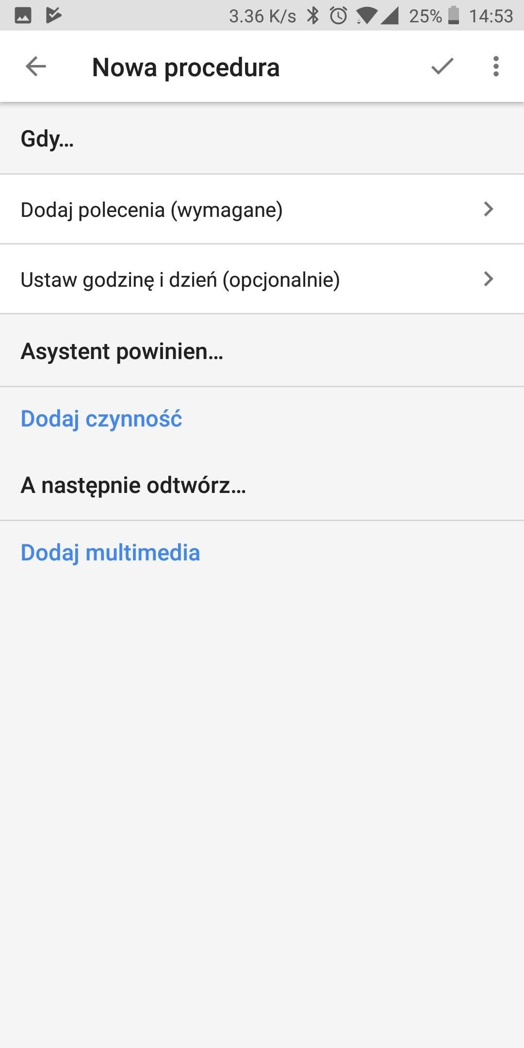 Tabletowo.pl Procedury w Asystencie Google sprawią, że ubędzie Wam sporo rzeczy do zrobienia w różnych sytuacjach Asystenci głosowi Ciekawostki Google