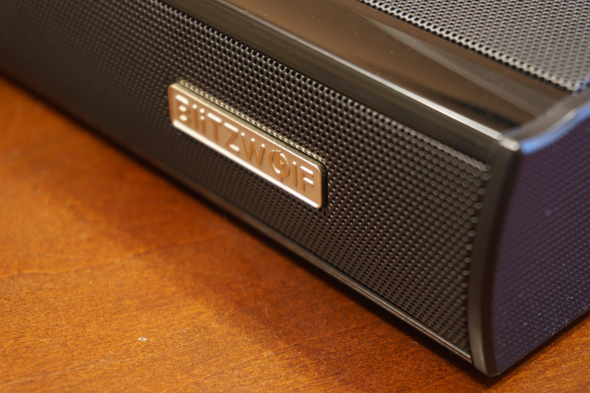 Tabletowo.pl Soundbar Blitzwolf BW-SDB1 - tanio i prosto nie oznacza, że źle (recenzja) Audio Recenzje Sprzęt