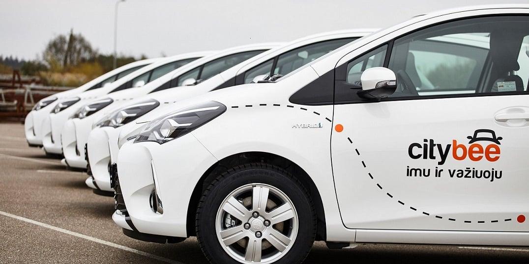 Tabletowo.pl CityBee ma ambitne plany. Firma ogłasza przetarg na 5000 samochodów Moto
