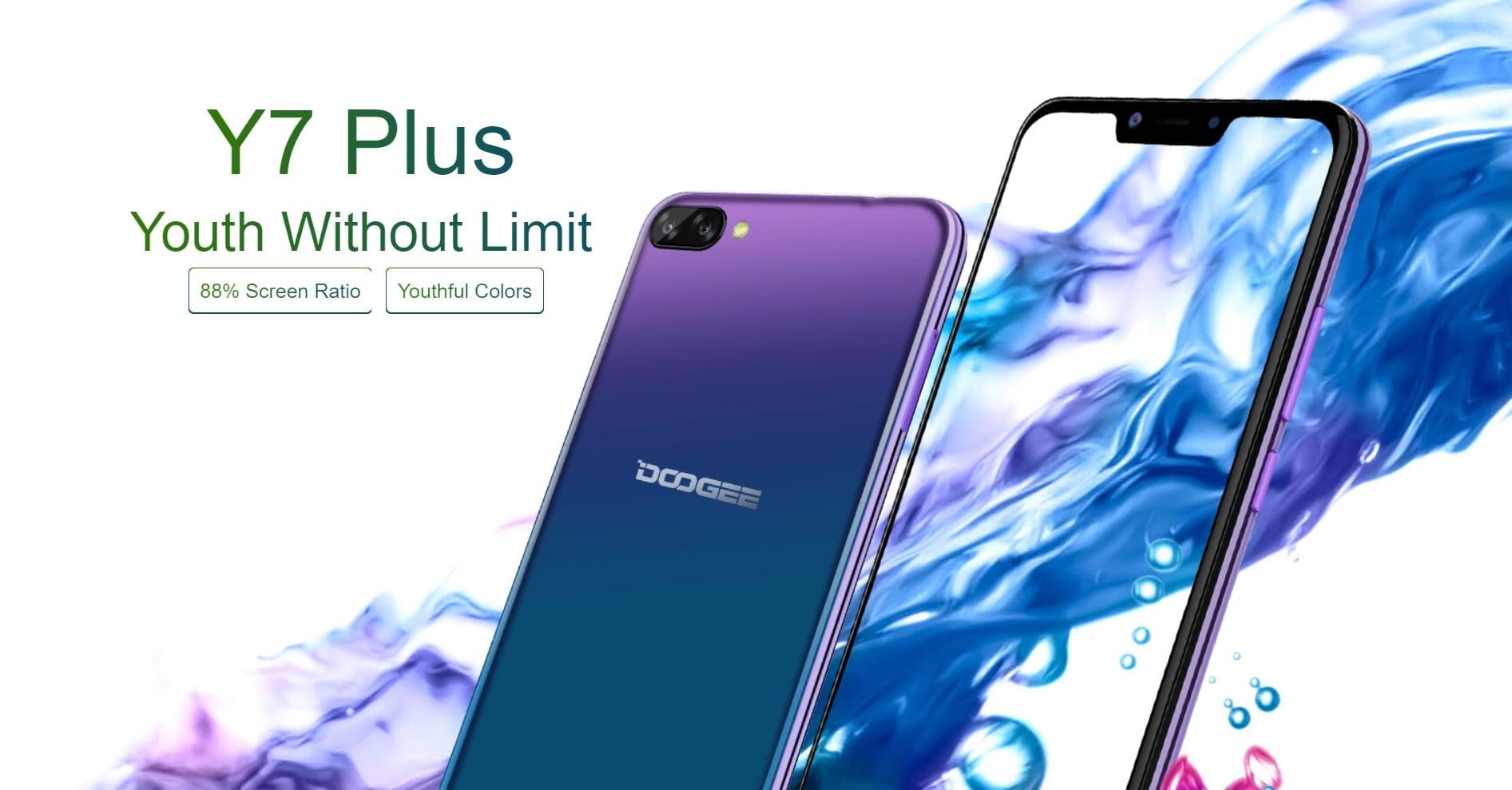 Chińczycy skopiowali Chińczyków - Doogee Y7 Plus jest inspirowany Huawei P20, ale w dobrym tego słowa znaczeniu 26