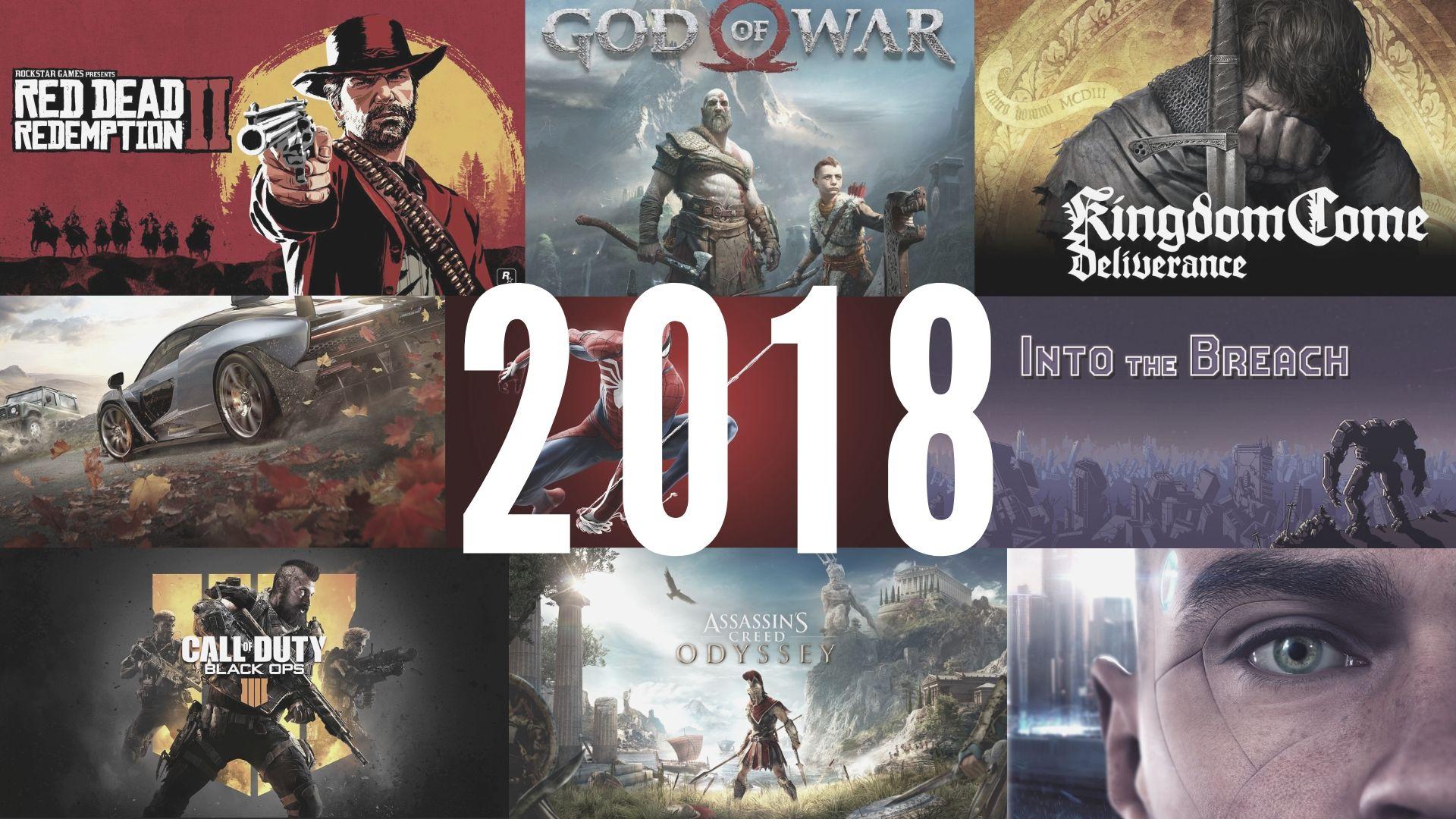 Najlepsze gry roku 2018 według redakcji Tabletowo 21