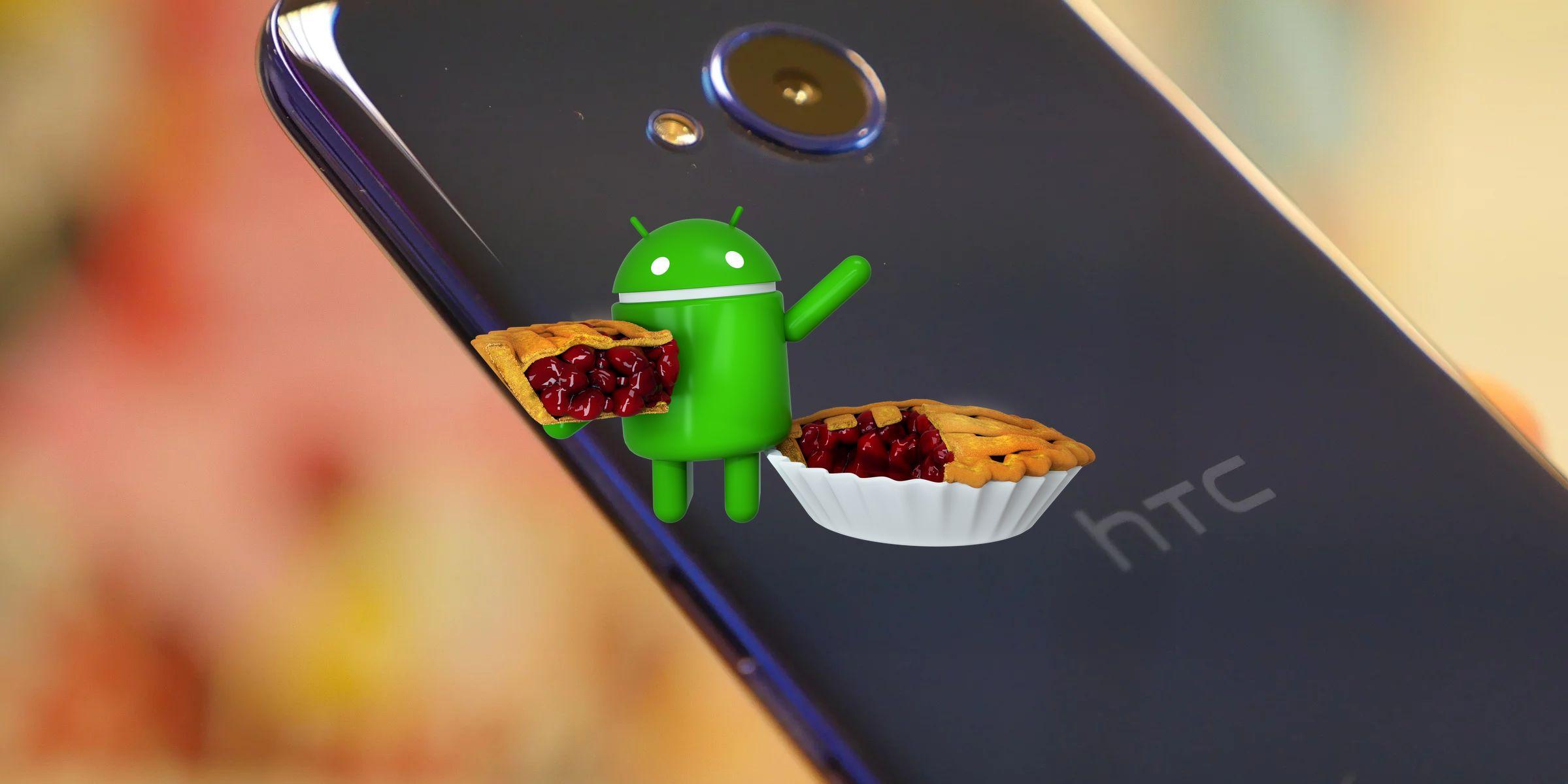 HTC U11 Life śmiga już na Androidzie 9 0 Pie  Albo raczej: w końcu