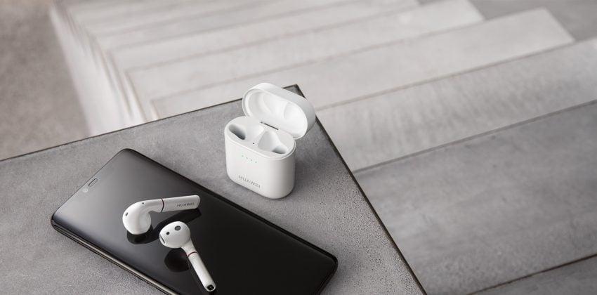 słuchawki bezprzewodowe Huawei FreeBuds 2 Pro