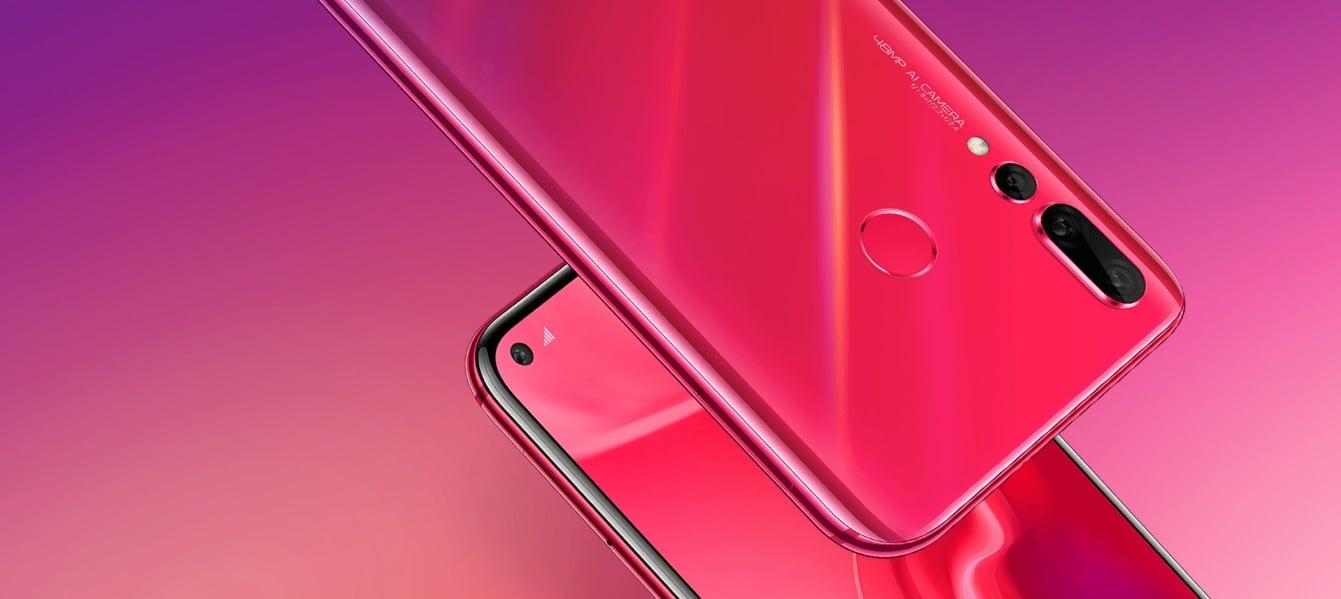 Nadchodzi Huawei Nova 5i. Jeszcze z Androidem (i pięcioma aparatami)