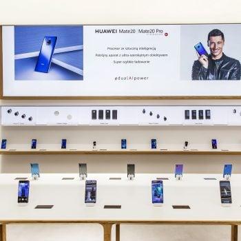 Tabletowo.pl W sobotę Huawei otworzy flagowy sklep w Warszawie. Z tej okazji przygotowano masę atrakcji i promocji Huawei