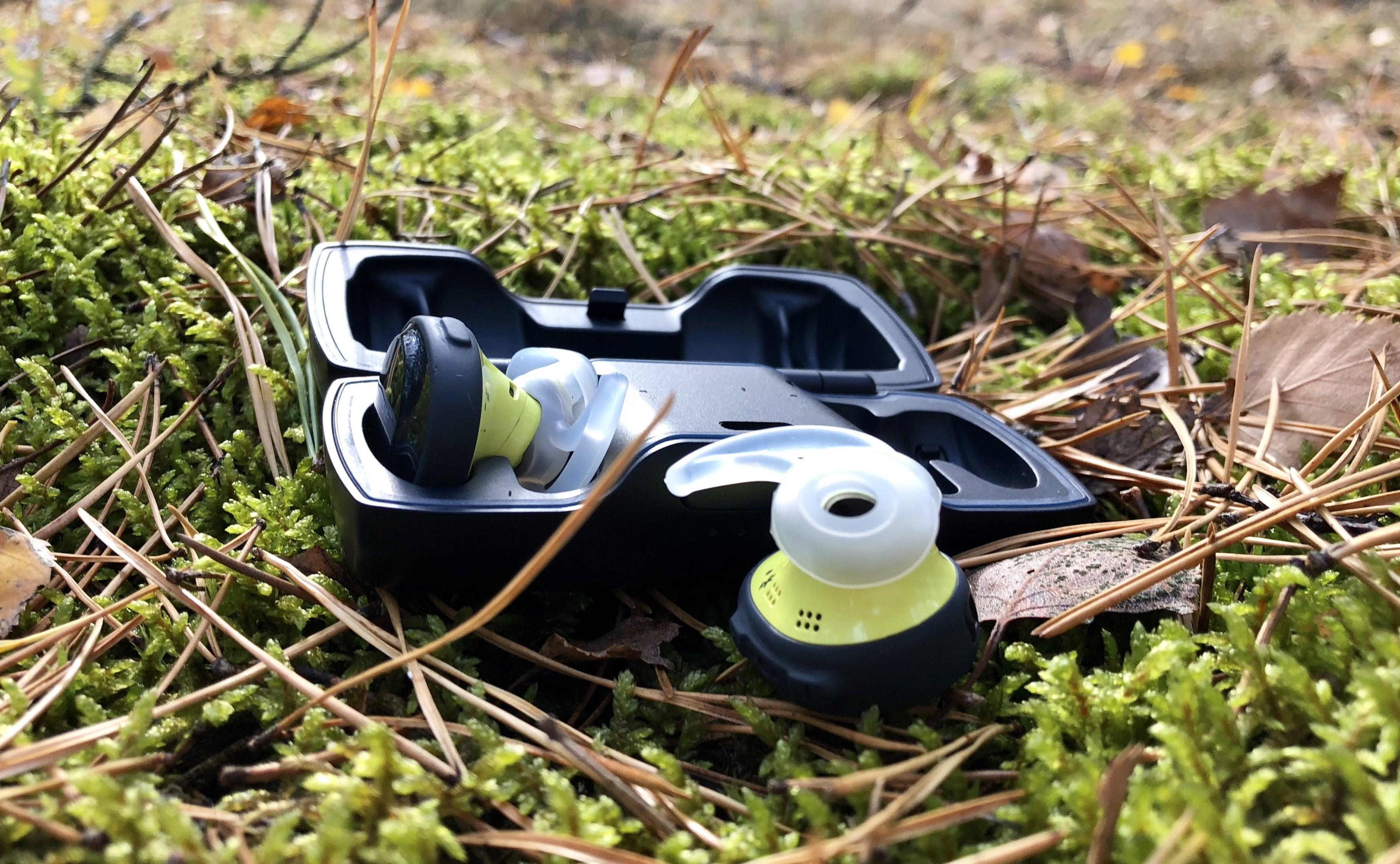 Bose SoundSport Free - słuchawki dla niepraktykujących sportowców (recenzja) 19