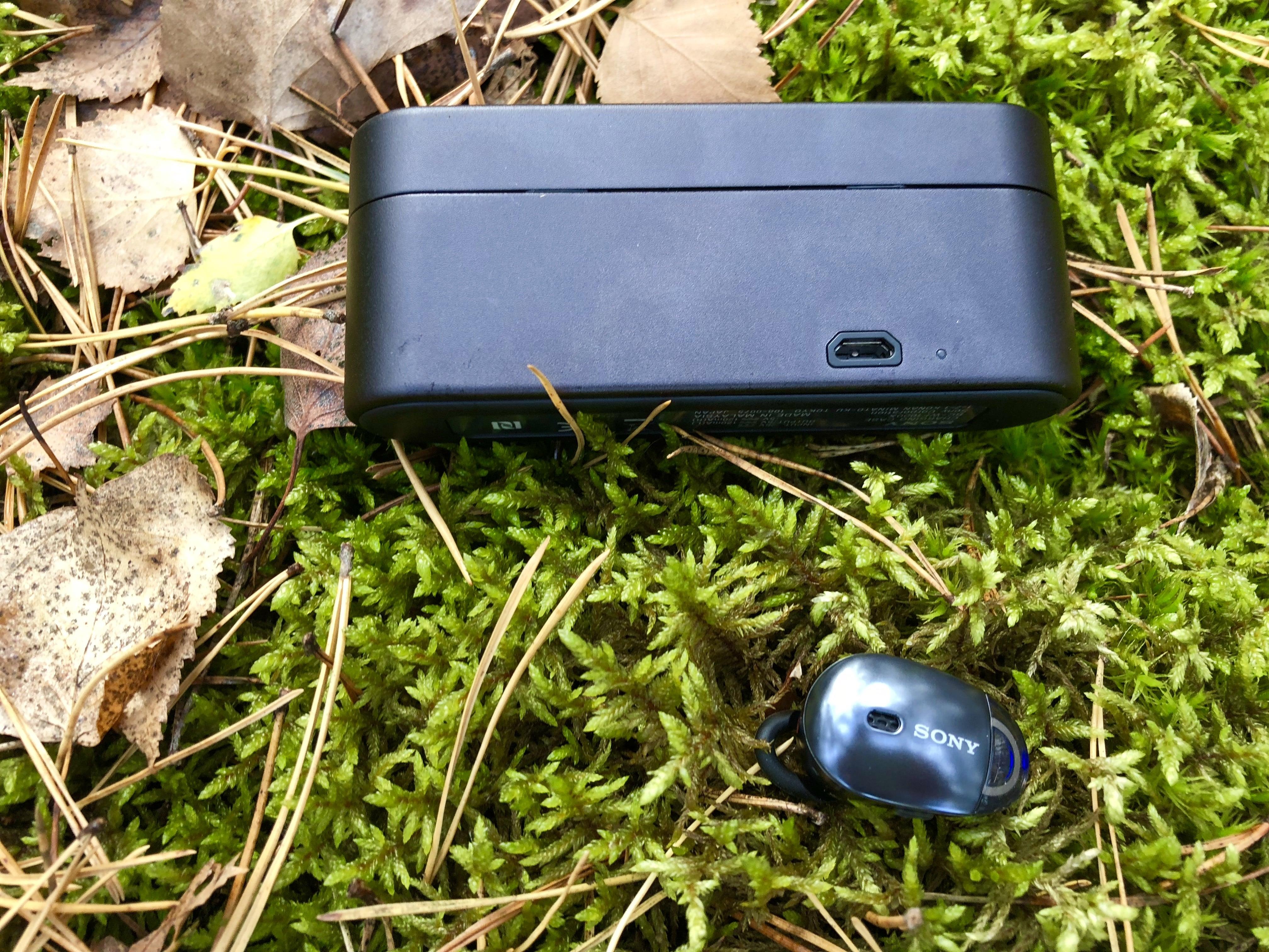 Tabletowo.pl Sony WF-1000X - słuchawki pasujące do każdej stylizacji (recenzja) Akcesoria Audio Nowości Recenzje Sony