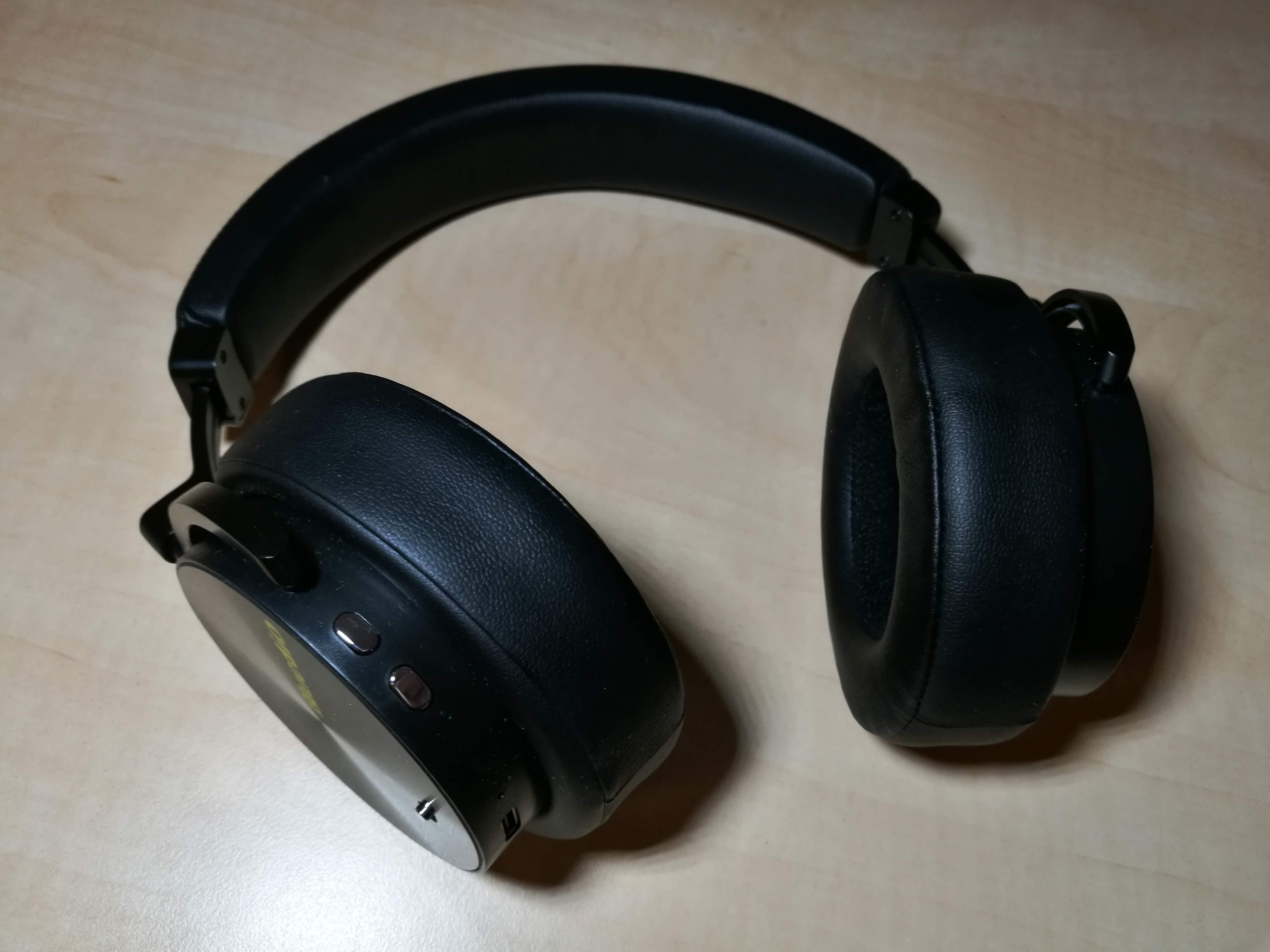 Bluedio T5 to świetne i przystępne cenowo słuchawki nauszne z tragicznym ANC (recenzja) 22