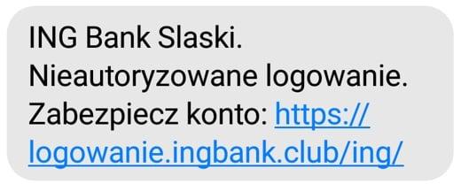 Tabletowo.pl Uwaga: oszuści podszywają się pod pracowników banku ING i próbują wyciągnąć poufne dane logowania Bezpieczeństwo