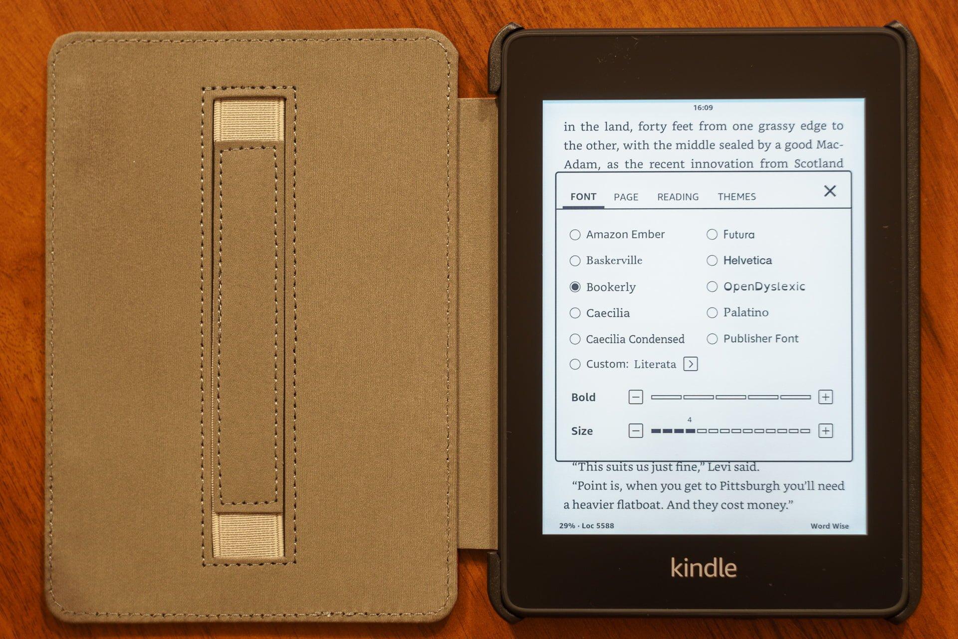 """Tabletowo.pl Amazon """"All-new"""" Kindle Paperwhite 4 – konkurencja wciąż może go tylko gonić Amazon Recenzje"""