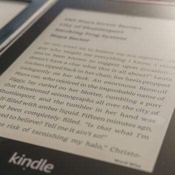 """Amazon """"All-new"""" Kindle Paperwhite 4 – konkurencja wciąż może go tylko gonić 34"""