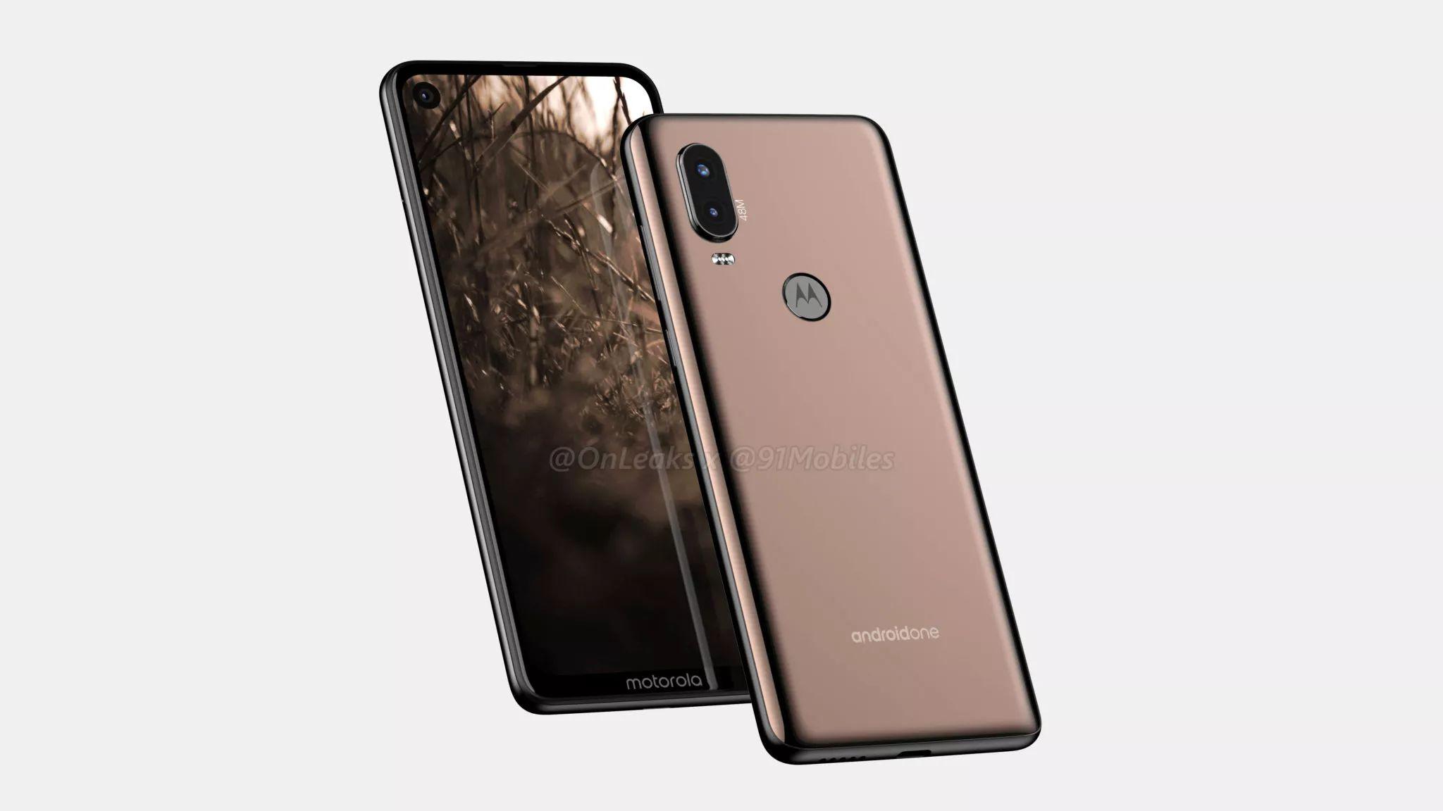 Tabletowo.pl Motorola P40 ma szanse stać się jednym z najciekawszych smartfonów ze średniej półki w 2019 roku Android Lenovo Motorola Plotki / Przecieki Smartfony
