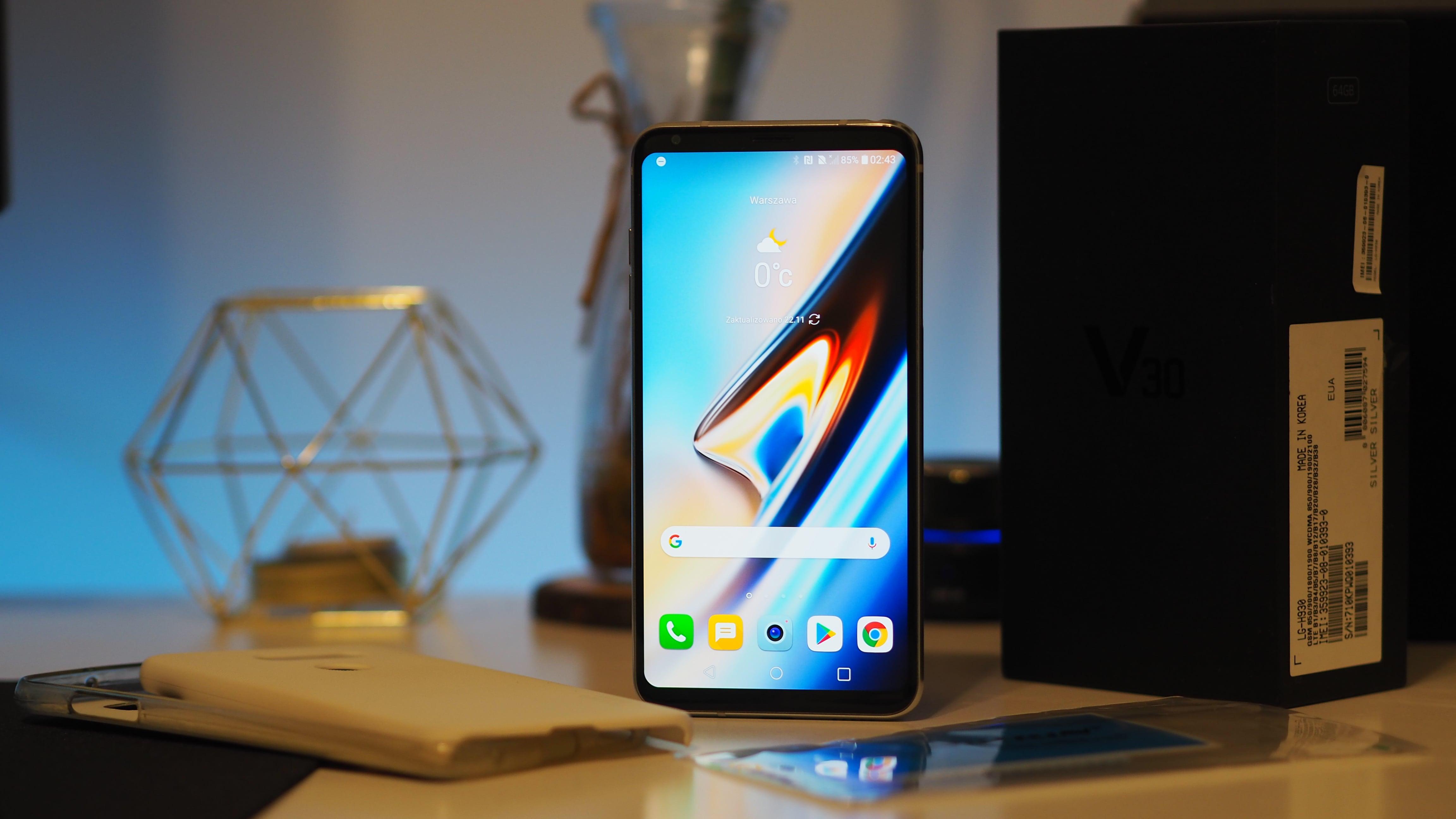 LG V30 po roku używania - czy będę go dobrze wspominać? 21