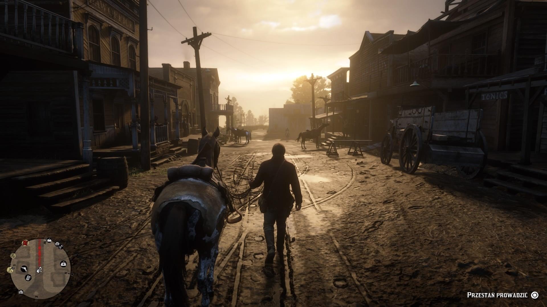 gra Red Dead Redemption 2