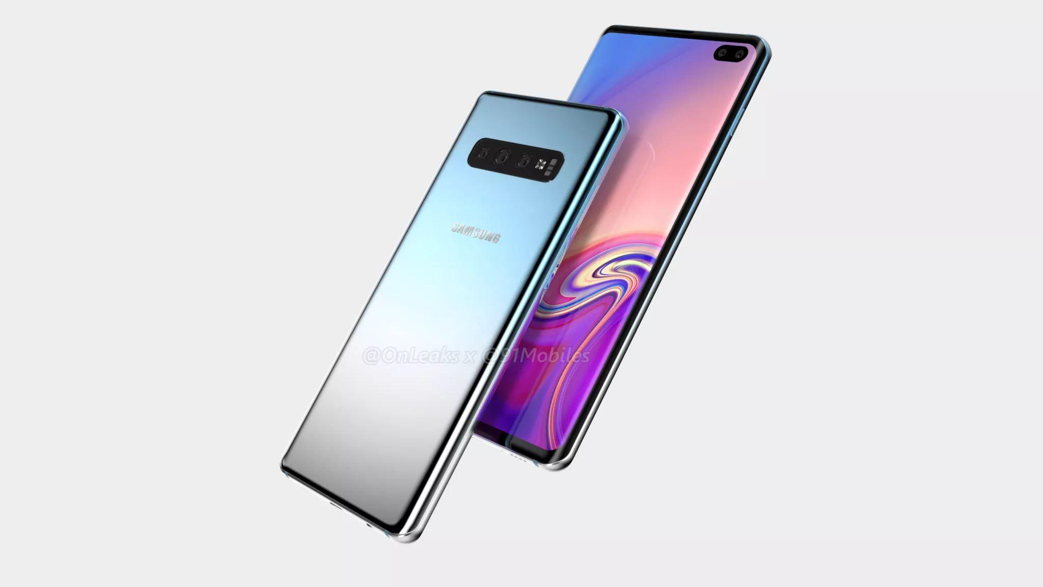 W jakich kolorach będzie dostępny Samsung Galaxy S10? Wygląda na to, że już to wiemy 21