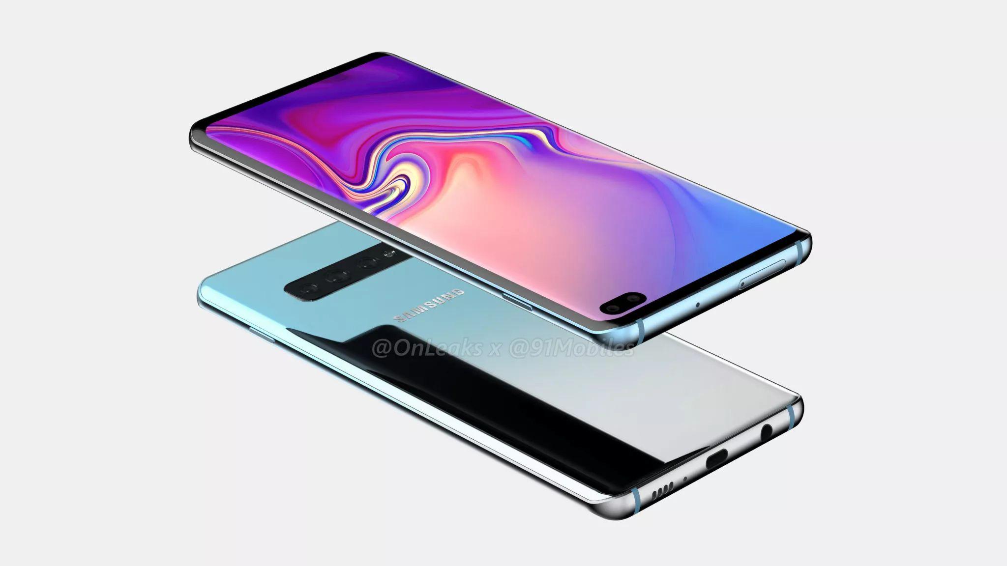 W jakich kolorach będzie dostępny Samsung Galaxy S10? Wygląda na to, że już to wiemy 22