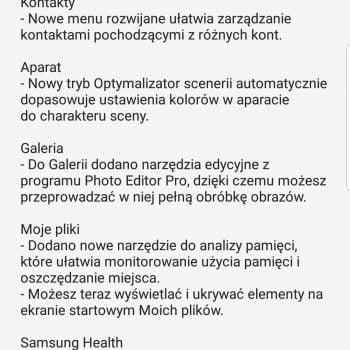 Tabletowo.pl Samsung Galaxy S9 i Galaxy S9+ dostają aktualizację do Androida 9.0 Pie i One UI w Polsce! Aktualizacje Android Samsung Smartfony