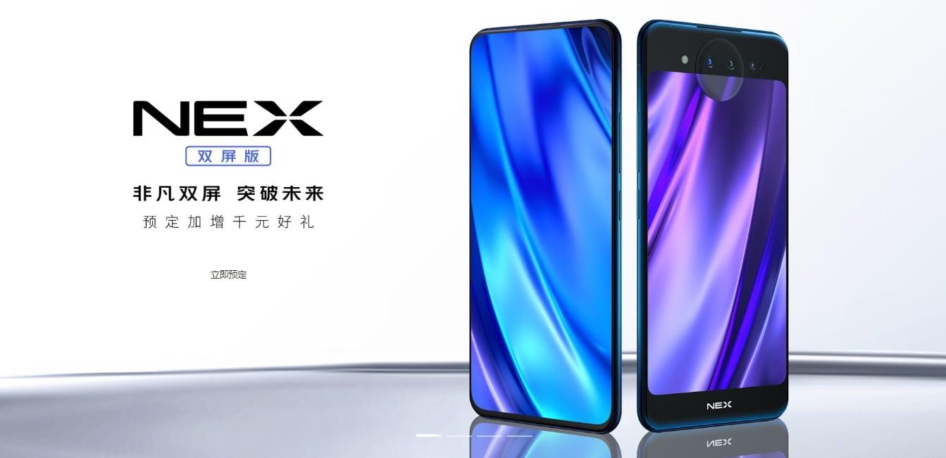 """Oficjalnie: Vivo NEX 3 5G z """"wodospadowym"""" ekranem zadebiutuje we wrześniu 19"""