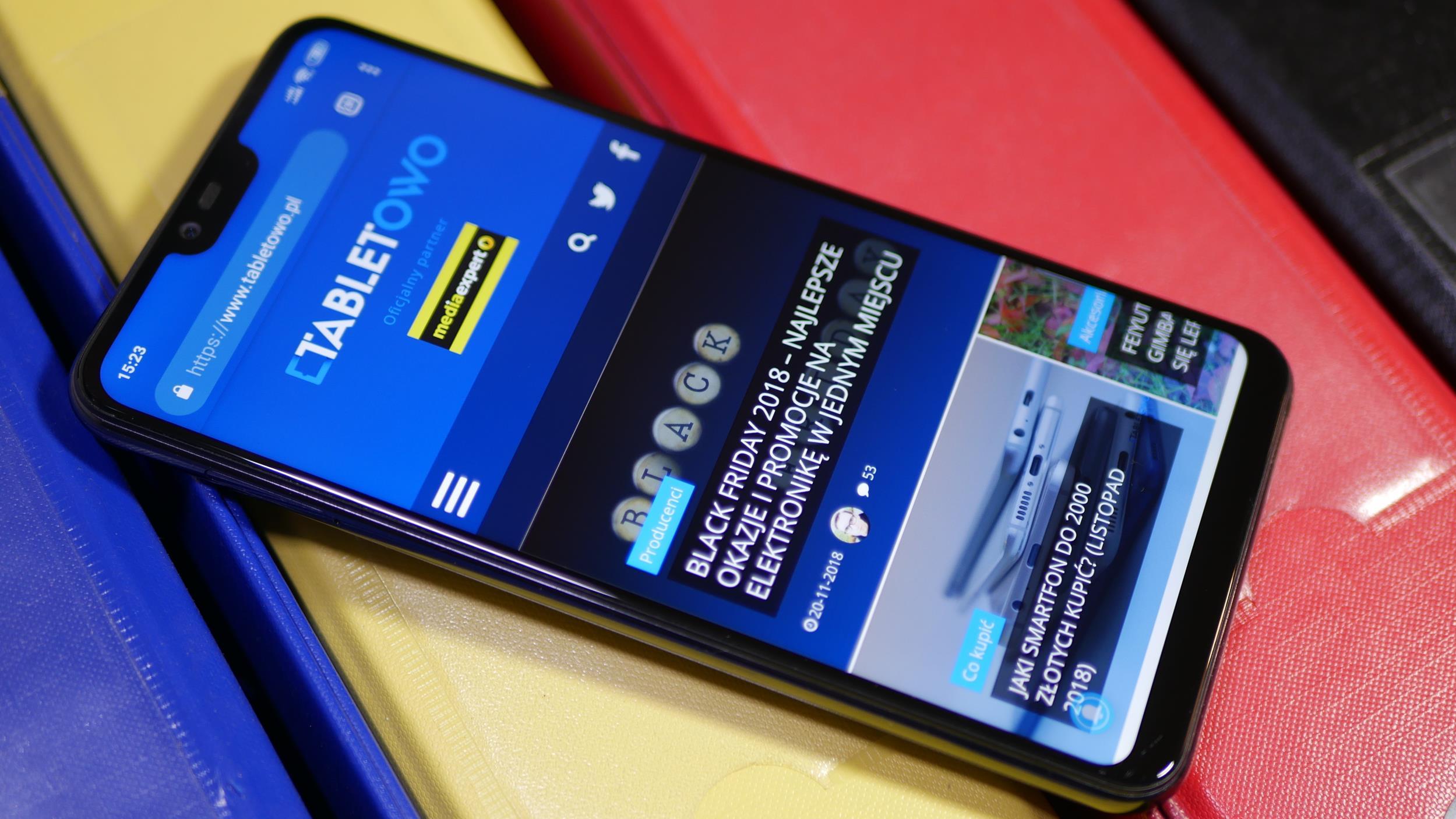 Recenzja Xiaomi Mi 8 Lite - fajnego średniaka pozostawiającego nutę niedosytu