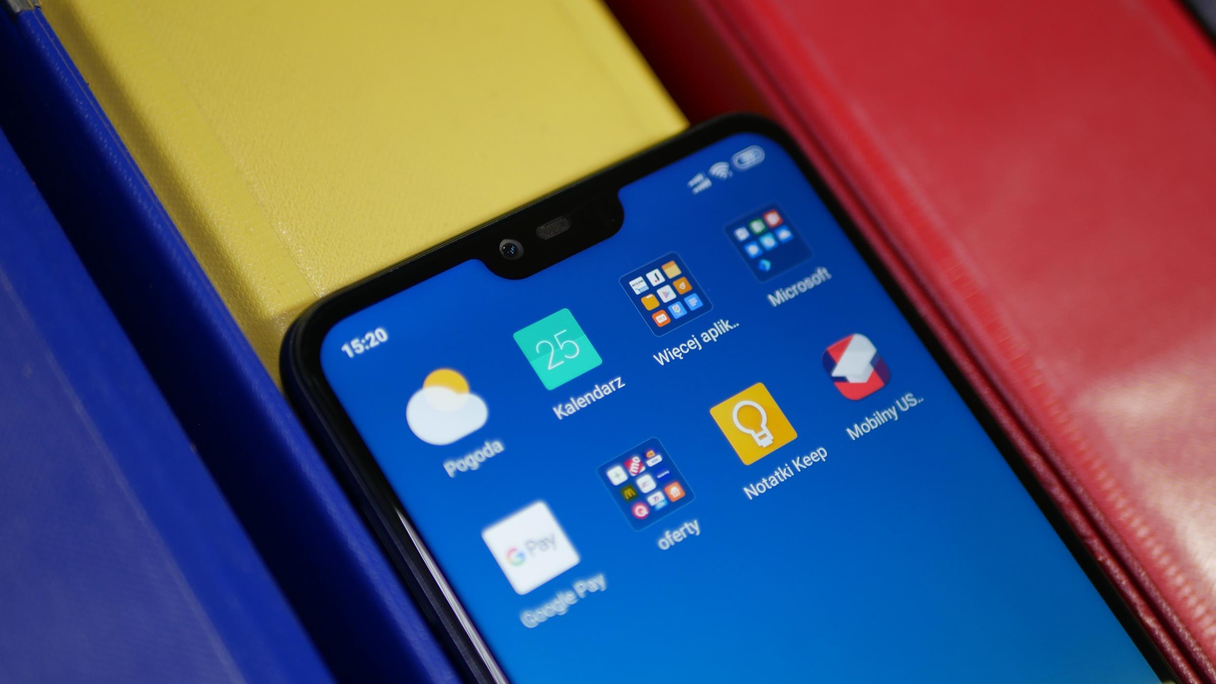 Recenzja Xiaomi Mi 8 Lite - fajnego średniaka pozostawiającego nutę niedosytu 27