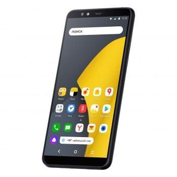 Tabletowo.pl Yandex niczym Google - wyszukiwarkowy gigant z Rosji zaprezentował swój własny smartfon Android Nowości Smartfony