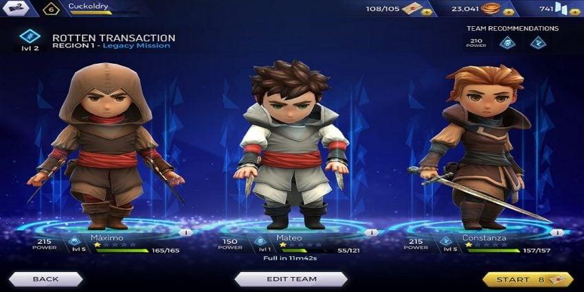 Tabletowo.pl Płać albo giń! - recenzja Assassin's Creed Rebellion Gaming Gry Recenzje Aplikacji/Gier