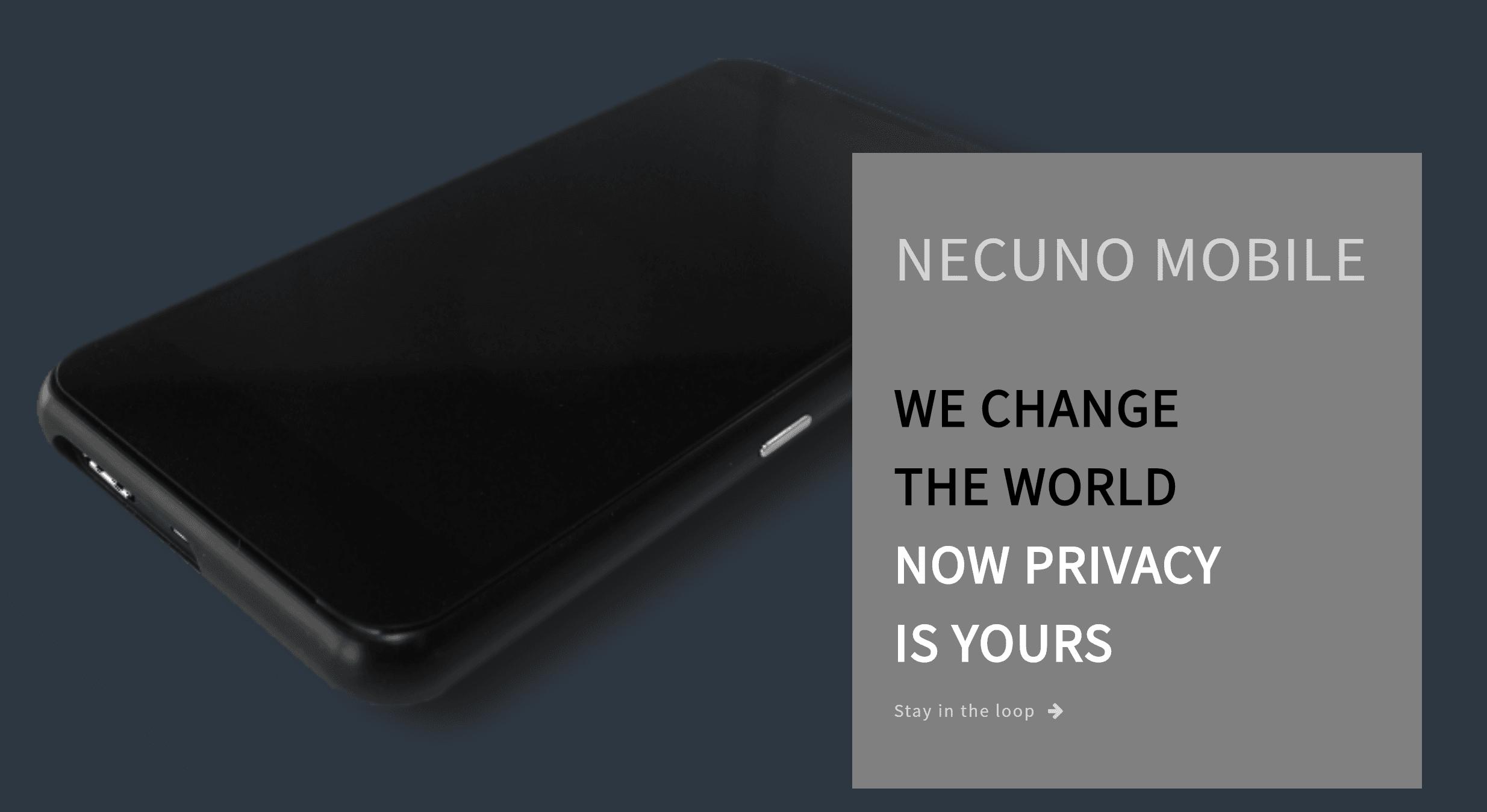 """Tabletowo.pl Poznajcie Necuno, czyli kolejny smartfon z """"prawdziwym Linuksem"""" Linux Smartfony"""