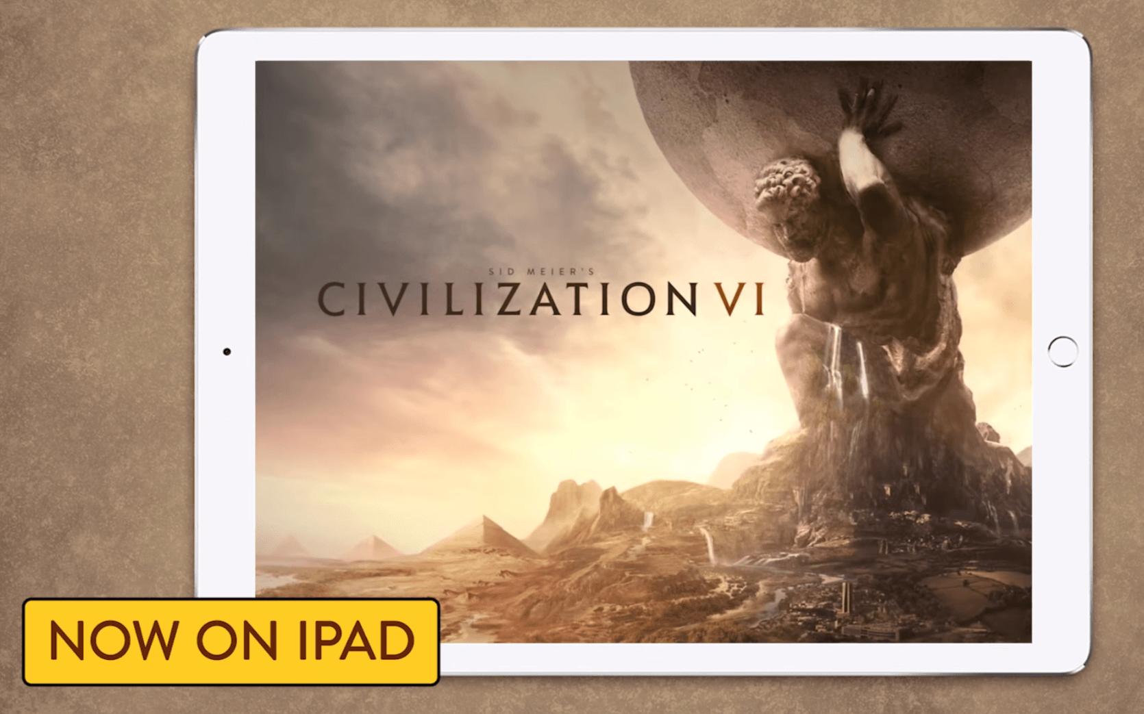 Tabletowo.pl Jeśli grasz w Civilization VI na iOS, będziesz zachwycony tym prezentem - dodatki za kwotę 150 zł dostaniesz za darmo! Gry iOS Promocje