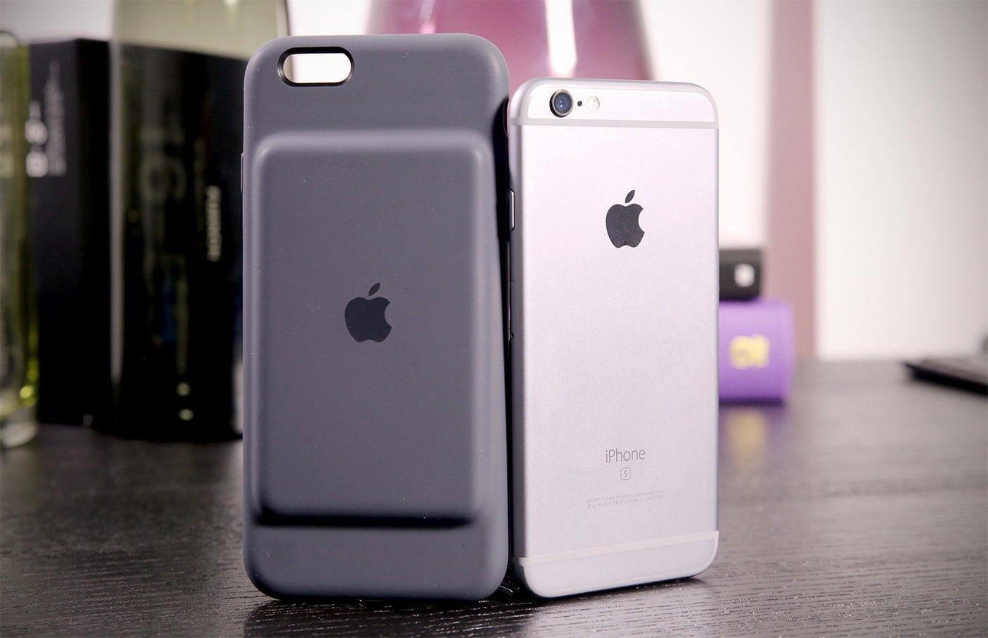 Tabletowo.pl Apple pracuje nad Smart Battery Case dla najnowszych modeli Akcesoria Apple