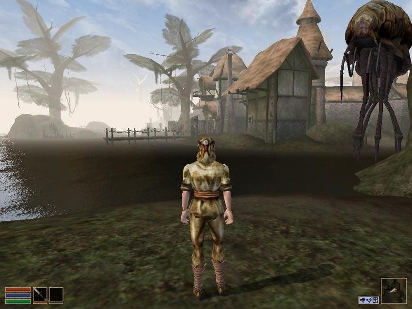 Morrowind za darmo na 25 lecie serii The Elder Scrolls - śpieszcie się, bo promocja obowiązuje tylko dzisiaj!
