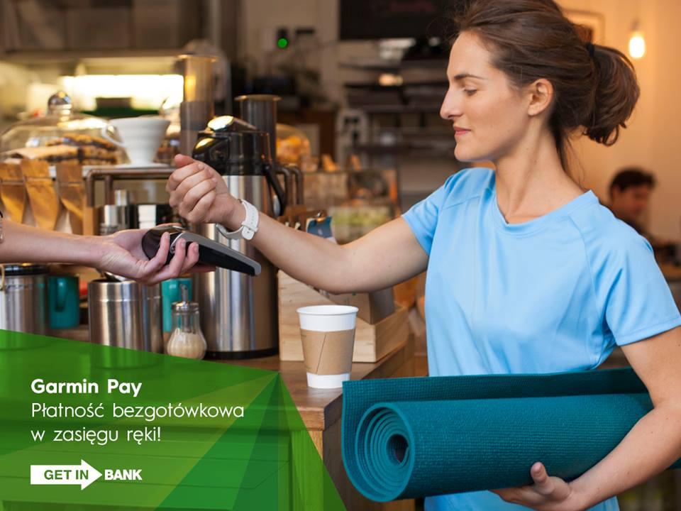 Tabletowo.pl Kolejna instytucja finansowa w Polsce wspiera płatności Garmin Pay. Tym razem - Getin Bank FinTech Nowości Wearable