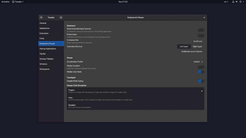 Najnowsza testowa odsłona GNOME ujawnia spore zmiany w wyglądzie środowiska graficznego 24